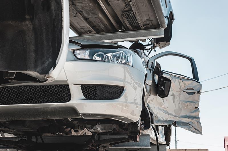 Kostenlose-Autoverschottung